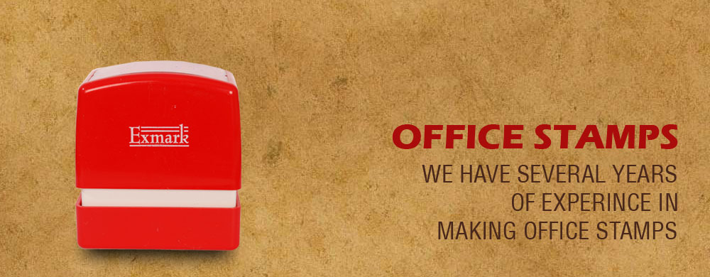Rubber Stamps Chennai
